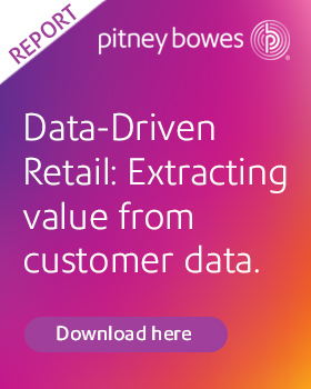 pitney bowes - Data-driven Retail