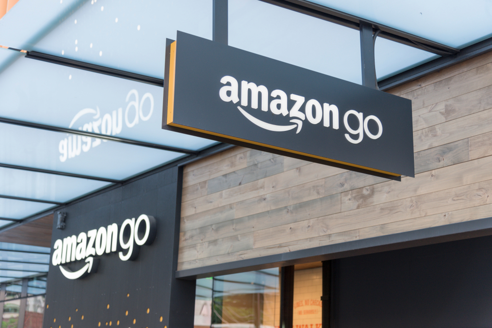 Amazon brick-and-mortar