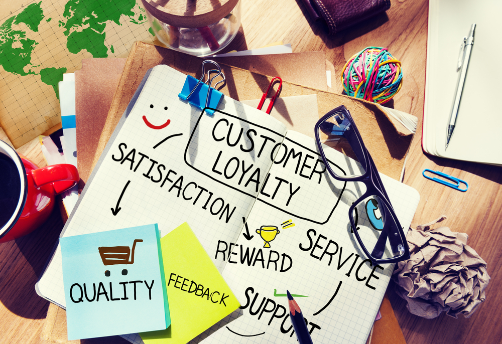 Retail sector customer loyalty