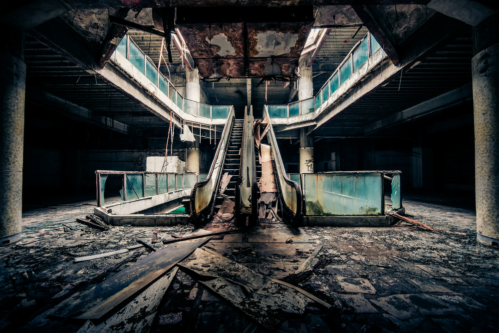ghost mall